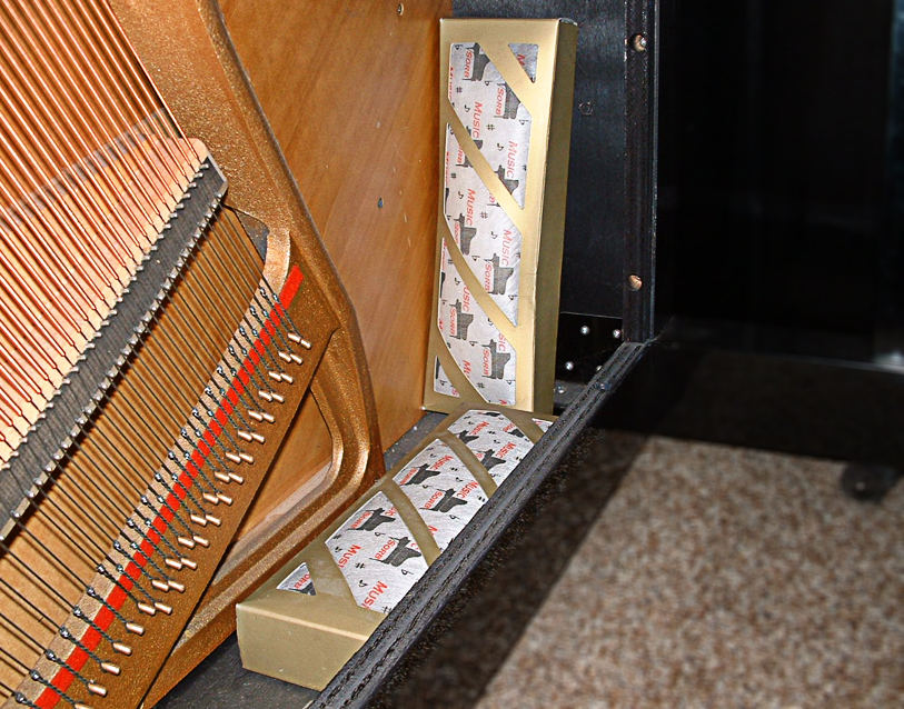 piano humidifier cassettes for Vertical Pianos