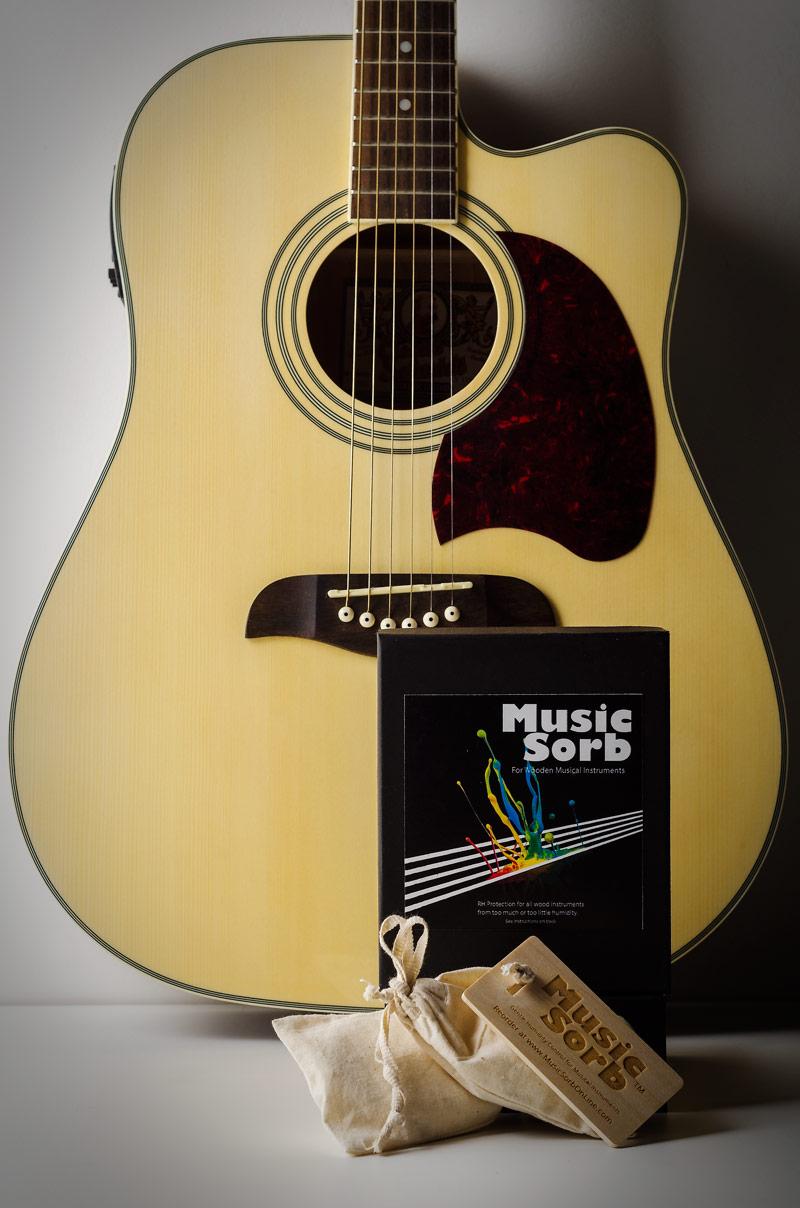 Music Sorb Guitar Pack