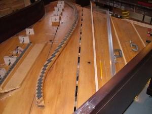 Grand Piano rebuilding