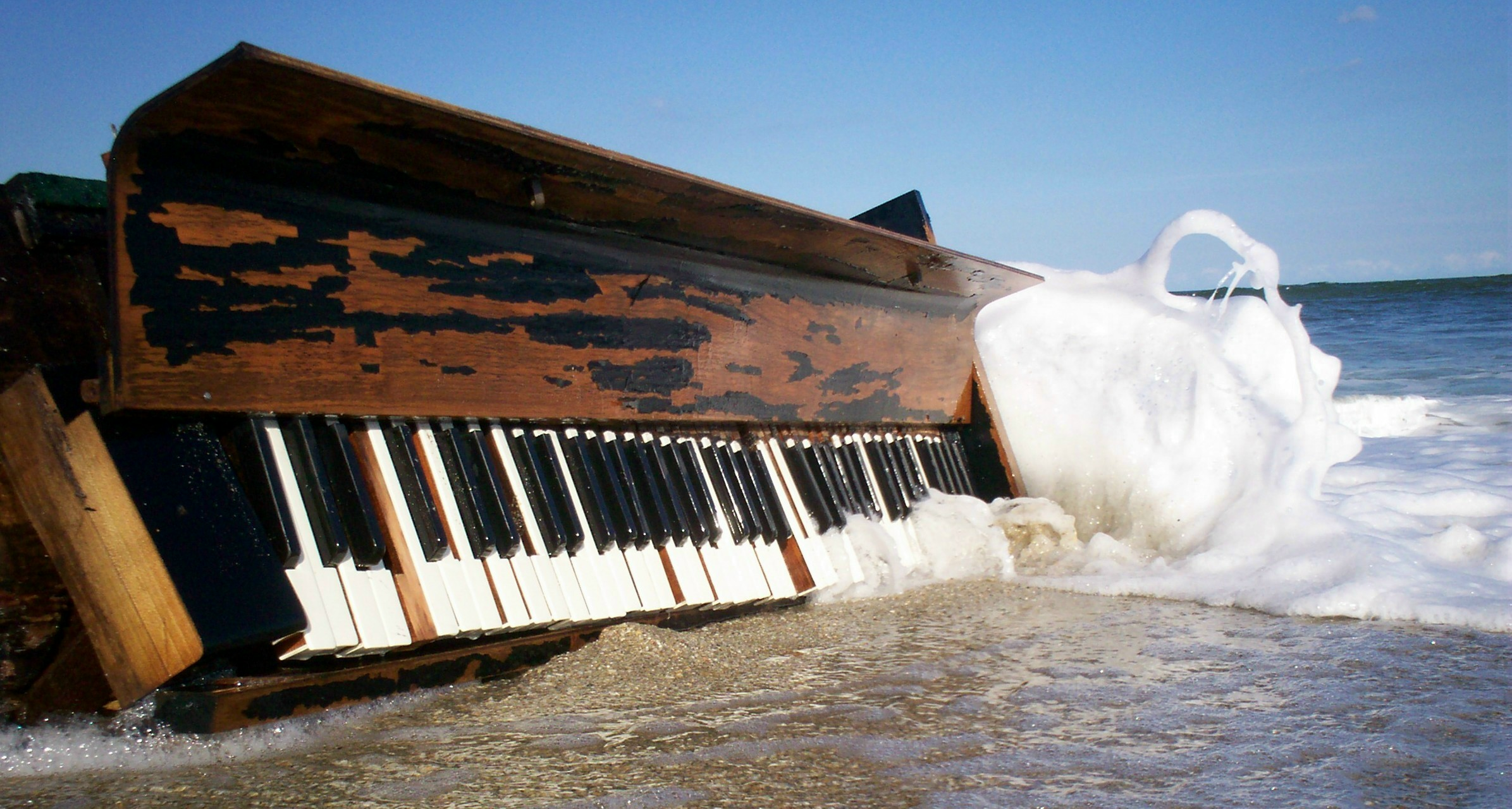 What Happens When Your Piano Gets Wet?