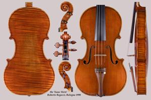 Roberto_Regazzi_violin_1998_to_Isaac_Stern
