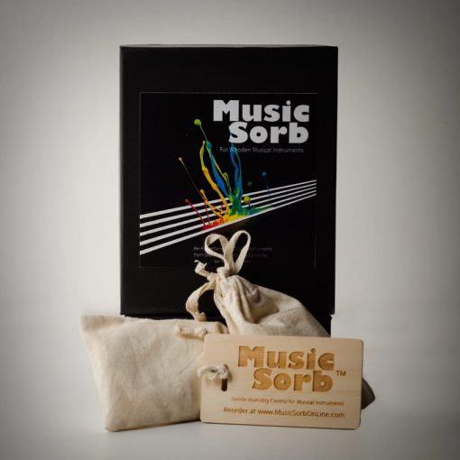 The Music Sorb Violin and Viola Pack