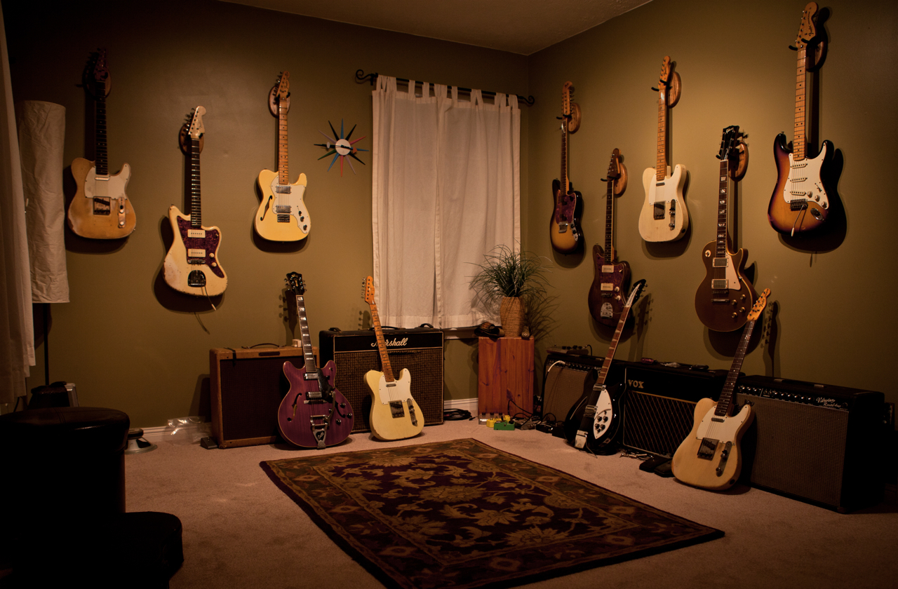 5 Places Not To Store Your Guitar (or Let's Look at that Closet Again)