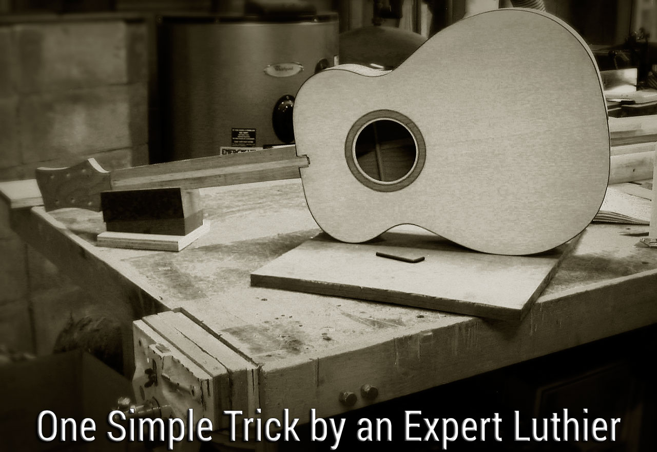 Guitar Humidifier: One Simple Trick by an Expert Luthier